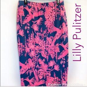 Lilly Pulitzer Midi skirt